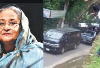 50 jailed for attack on Sheikh Hasina's convoy