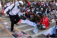 UN urged for imposing sanctions on Myanmar