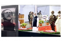 President, PM pays homage to Bangabandhu on his birthday
